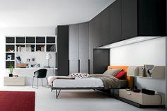 Notte ragazzi Battistella Studio progettazione casa funzionale, prodotti di arredamento Bassi Arredamenti