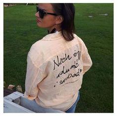 #NiechŻyjeWolnośćISwoboda ☀️💛✌🏼www.mtandmm.com... #millertulipanandmatteomilano #marcinmiller #konraddobrzyński #mtandmm #fashion #moda #ootd #żółty #koszula #wolnośćiswoboda #model #polskamarka #madeinpoland #look #style #damska #streetwear #millertulipan #summer #beautiful #outfit #instafashion #summervibes #morning #photography #musicstyle #stylish #goodtime #modelka