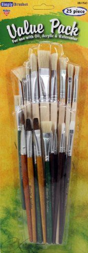 25 Piece Student Paint Brush Assortment for Acrylic, Oil, Watercolors nicole,http://www.amazon.com/dp/B004IFS8IY/ref=cm_sw_r_pi_dp_qfMPsb1X6V3F1P08