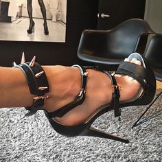 See the best Ruthie Davis heels, sandals, sneakers, and shoes for women at Your Next Shoes! Sexy Legs And Heels, Platform High Heels, Black High Heels, Super High Heels, Black Platform, Thigh High Boots, High Heel Boots, Heeled Boots, Pumps Heels