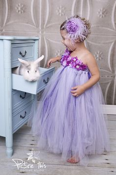 Hey, I found this really awesome Etsy listing at https://www.etsy.com/listing/180551483/lavender-tutu-dress-flower-girl-dress