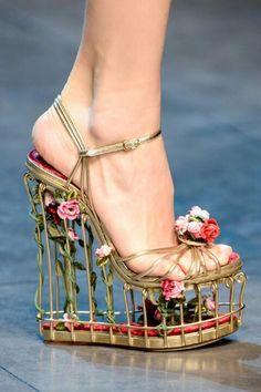 Garden heel