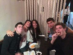 Restless Road and Alex & Sierra! OMG!! By favorite here there are togethee! Totally lovely!