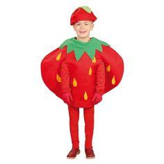 Aardbei pak voor kinderen #aardbei #aardbeienpak