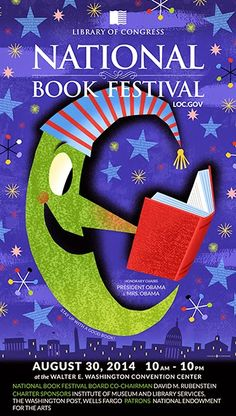 The Prices Do DC: National Book Festival Only Weeks Away