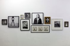 """Renaud Monfourny """"Rock' n' roll icons and nudes"""" - Galerie 0fr - Paris - FRANCE - 2010"""