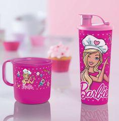 Tupperware traz o universo Barbie para seus produtos blog Vanessa Freitas blog…