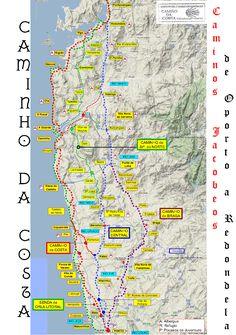camino portugues - Buscar con Google