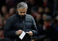 Why I left out Martial against Feyenoord  Mourinho