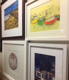 Local artwork framed at Rosie's Framers Workshop, Gallery Wall, Frame, Artwork, Pictures, Home Decor, Picture Frame, Photos, Atelier