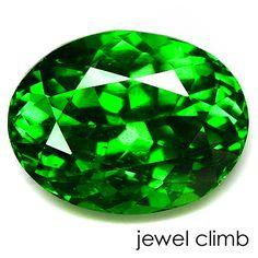 グリーンガーネット(Green Garnet)1.06CT