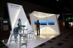 Investec I Exhibition Association Of South Africa Stand Of The Year I XZIBIT: