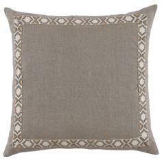 Pretty Decorative Pillows with Free Shipping.  Made to order in the USA.