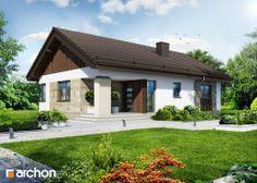 #projekt #dom Dom w owocolistkach, Archon+