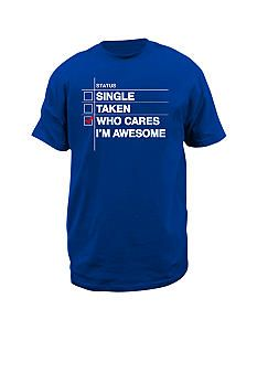 Hybrid™ Awesome Status Graphic Tee #belk