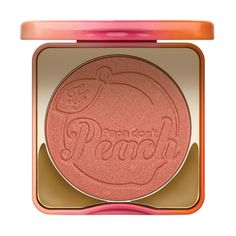 Papa Don't Peach Peach-infused Blush - Too Faced Sweet Peach Collection - Too Faced Cosmetics