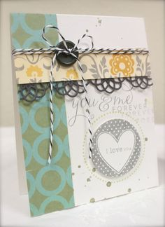 A collection of handmade creations by Michelle Wooderson + a few good stories thrown in for good measure. Butterfly Kit, Butterfly Cards, Paper Cards, Diy Cards, Card Making Inspiration, Inspiration Cards, Cardmaking And Papercraft, Mish Mash, Get Well Cards