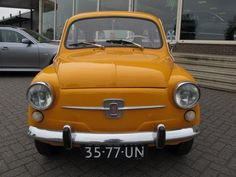 Fiat 600 E Origineel Nederlands