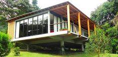 Resultado de imagen para casas en madera prefabricadas en colombia