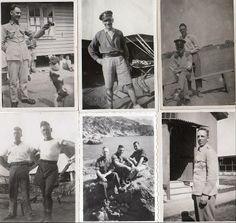 2 RWF Gibraltar 1931-1934.