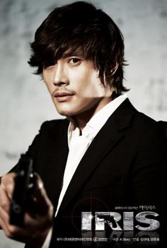 Lee Byung Hun in IRIS Come visit kpopcity.net for the largest discount fashion store in the world!!