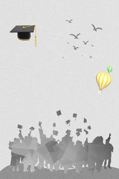Gold Wallpaper Background, Poster Background Design, Framed Wallpaper, Live Wallpaper Iphone, Watercolor Background, Flower Backgrounds, Colorful Backgrounds, Graduation Wallpaper, Graduation Scrapbook