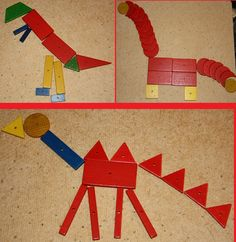 Dinosaurs - hamertje tik Dinosaurs Preschool, Dinosaur Activities, Dinosaur Crafts, Preschool Art, Dino Museum, Dinosaur Template, Dino Craft, The Good Dinosaur, T Rex