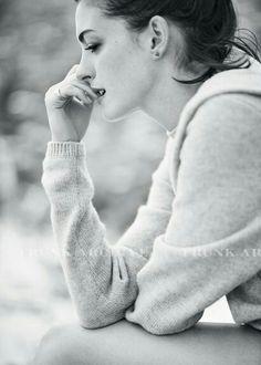Anne Hatthaway by Jem Mitchell