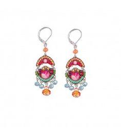Polyanthus Hill Earrings