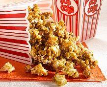Crispie Caramel Popcorn