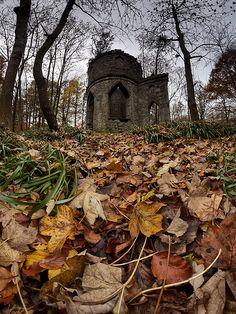 Abandoned, Glen Esk, Scotland