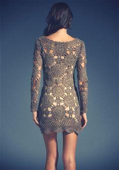 Inspiration+crochet   ... Trashion ::: DIY fashion by Outi Pyy :::: Eternal trend - Crochet