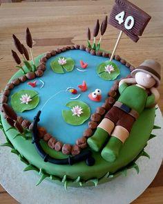 Torta per un pascatore - Fisherman cake