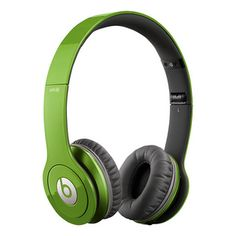 Beats By Dr. Dre - Beats Solo HD Over-the-Ear Headphones - Green