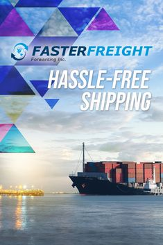 Company Banner, Supply Chain Solutions, Freight Forwarder, Shipping Company, Boat, Ocean, Dinghy, Boats, The Ocean