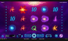 Spilleautomat Sparks - Sparks er en spilleautomat med 5 hjul og 3 linjer og totalt 20 faste innsatslinjer....http://www.spilleautomater-online.com/spill/spilleautomat-sparks