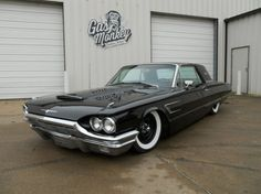Gas monkey garage thunderbird. I would kill for a car like this. So understated yet so mean....