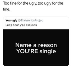 I'm demisexual and I enjoy single life their are 2 reasons for you Funny Quotes, Funny Memes, Hilarious, Jokes, Bad Memes, Bitch Quotes, True Quotes, Intp, Teen Posts