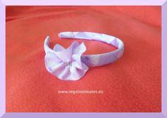 Diadema con flor de REGALOS IDEALES por DaWanda.com