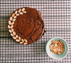 Julia Child's Reine de Saba cake – once upon an egg