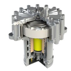 Steel flywheel for energy storage Más  sc 1 st  Pinterest & 20 best FLYWHEEL ENERGY STORAGE images on Pinterest | Flywheel ...