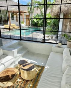 """🍃ً on Twitter: """"The perfect place to wake up on your next vacation… """" Dream Home Design, My Dream Home, Home Interior Design, Interior And Exterior, House Design, Style Deco, Dream Rooms, Home And Living, House Goals"""