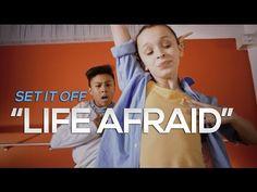 "Set It Off | ""Life Afraid"" | Taylor Hatala & Kenneth San Jose - YouTube"