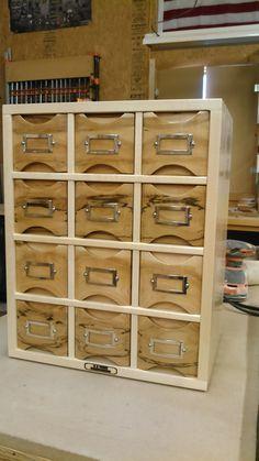 Tea Storage, Storage Cabinets, Organization Ideas, Dresser, Woodworking, Magic, Handmade, Furniture, Design