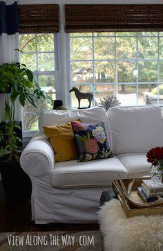 Easy ideas to make your home feel like fall!