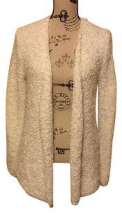 Jaclyn Smith Frey Metallic Sparkle Night Out Feathering Cardigan