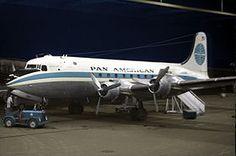 ALASKA 26 October 1947 - Pan Am Flight 923 crashed into the side of Tamgas mountain near Annette Island, 18 people died. Pan Am, Douglas Dc 4, Mcdonald Douglas, Douglas Aircraft, Jumbo Jet, International Airlines, Aviation, Airplanes, Guy Stuff