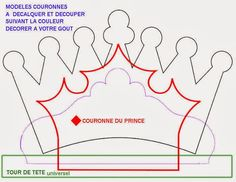 Crowns templates.: