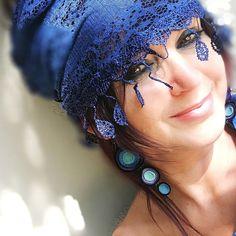 Crochet Earrings, Chokers, Hair Styles, Beauty, Jewelry, Fashion, Beleza, Jewellery Making, Moda