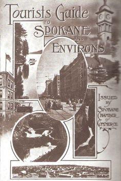 Spokane Tourist Guide 1909